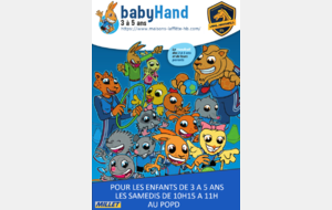 Ouverture section Babyhand